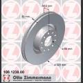 A8 Zimmermann etujarrulevyt pari 323x30mm