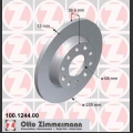 A4 Zimmermann takajarrulevyt pari 255x12